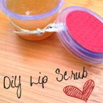 Lip Scrub DIY